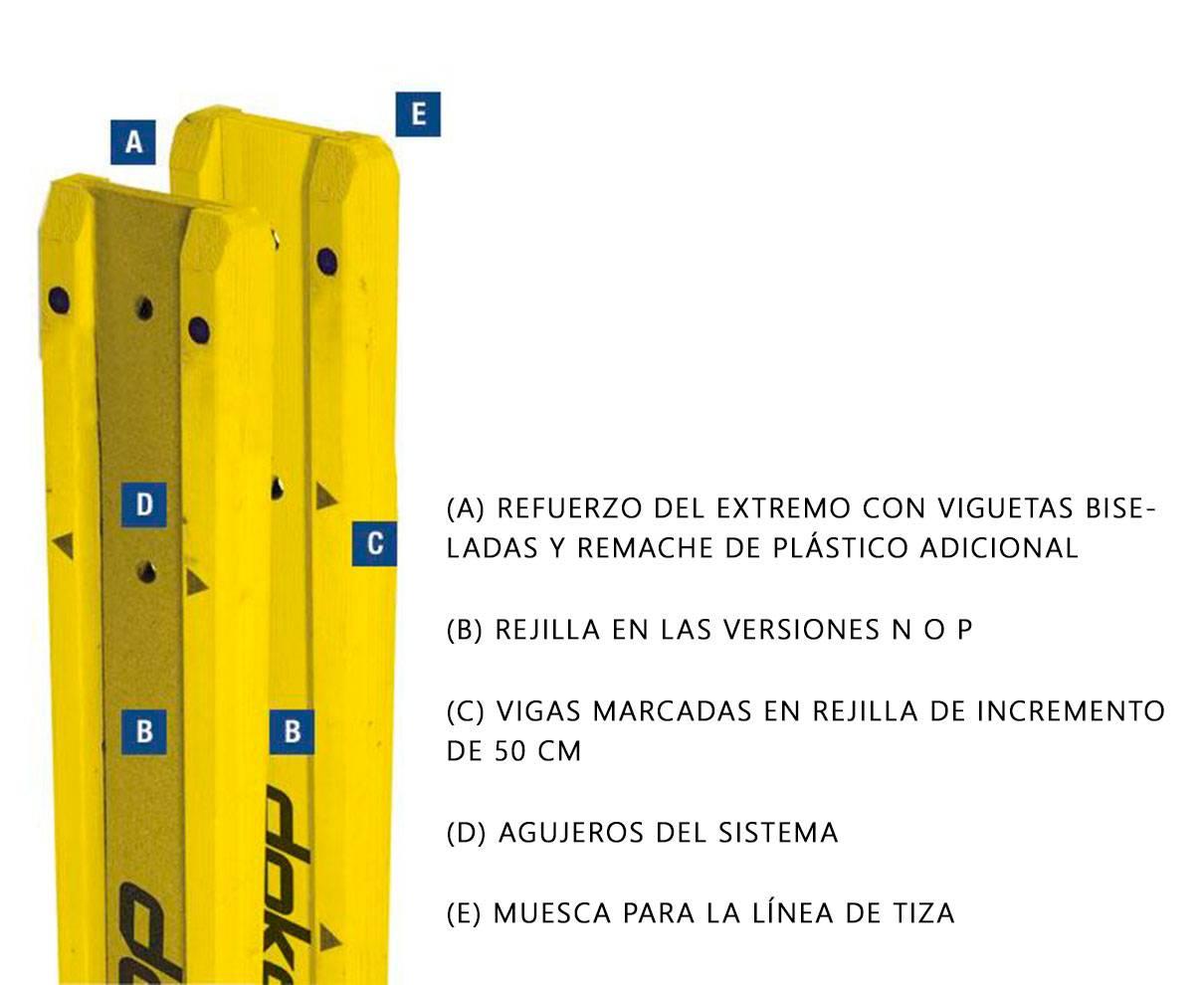 H20 beams - Slab Formwork, Formwork | ATENKO