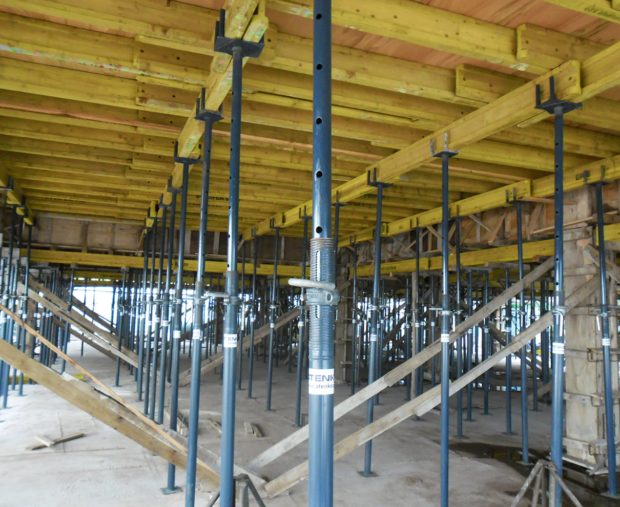 H20 beams and props - Slab Formwork, Formwork   ATENKO