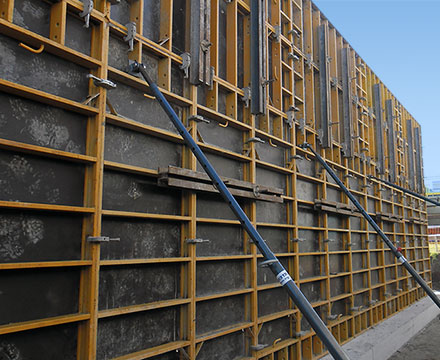 Walls Formwork-ATK60 panels